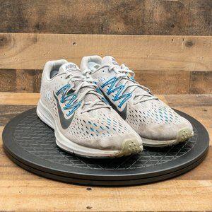 Nike Zoom Winflo 5 Men's Athletic Shoes Sneaker Running Walking Gray Size 14